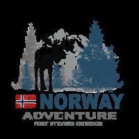 Norwegen - Norge - Norway -  Elch - Moose