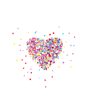 Just Married! Herz Heart