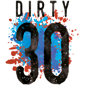 dirty thirty 30 colors