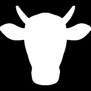 kuh kopf symbol