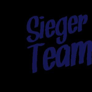 fussball sieger team design