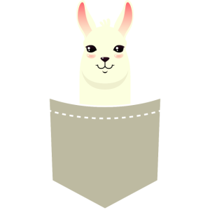 Alpaca In A Pocket