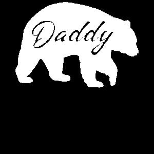 Papa Bär passende Familie