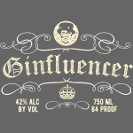 Gin Shirt Ginfluencer