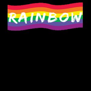 Rainbow Regenbogen LGBTQ GAY Pride CSD