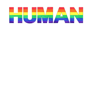 REGENBOGEN Rainbow Gay Pride LGBTQ HUMAN
