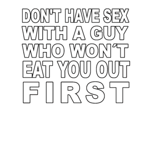 Dont Have Sex With A Guy