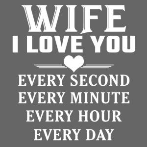 I Love you Wife