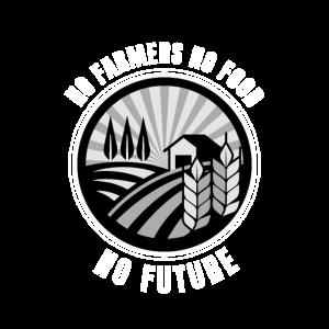 No Farmer No Food No Future Landwirt