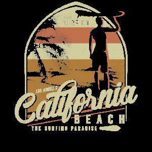 Kalifornien leiden Strandparadies