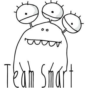 team smart clever