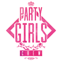 party girls crew crown