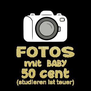 Fotos mit Baby 50 cent studieren ist teuer Fun