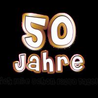 1,00 € - Neu! 50 Jahre Geburtstag