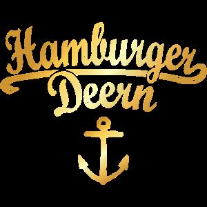 Hamburger Deern Klassik (Vintage Goldgelb)
