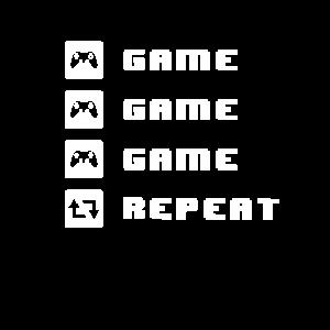 Spiel Spiel Spiel Wiederholung