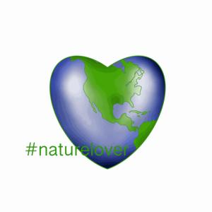 Herz Planet Erde naturelover