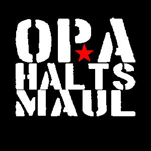 Opa halts Maul