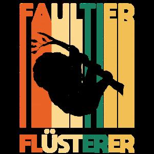 FAULTIER FLÜSTERER