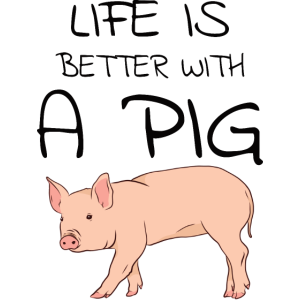 PIG OWNER / PIG FARMER: Life With A Pig