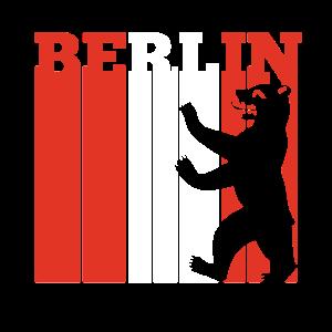 Berlin mit Berliner Bär