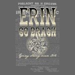 Erin go bragh T Shirt Design