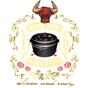 Grill-T-Shirt Dutch Oven Society