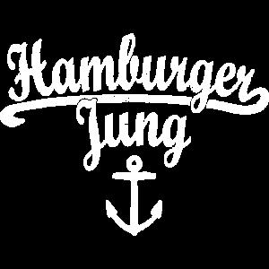 Hamburger Jung Klassik (Vintage Weiss) Hamburg