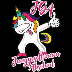 unicorn jga junggesellinnen
