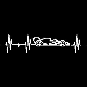 formel heartbeat ekg puls 1 one racing