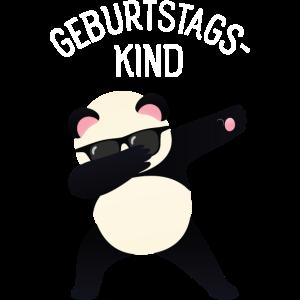 Geburtstagskind - Dabbing Panda Dab - Geschenk