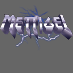 Mettigel Heavy Metal T-Shirt