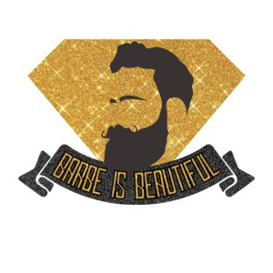 Magnifique barbe is beautiful