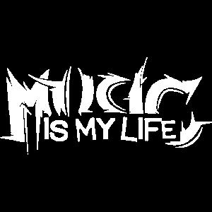 music is my life symbol