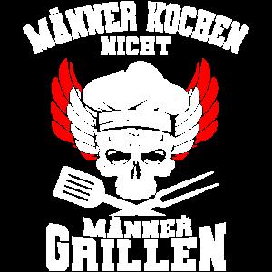 Männer Grillen Grill Spruch