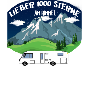Lieber 1000 Sterne am Himmel als 5 Sterne im Hotel