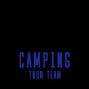 camping tour team