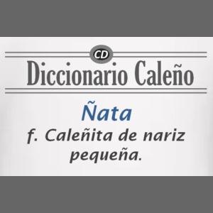 Diccionario caleño_ñata