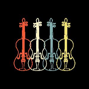 Retro Violinen