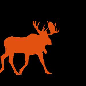 elch silhouette