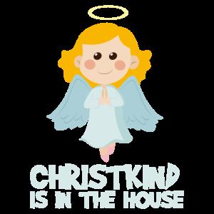 Christkind is in the House - Engel Weihnachten