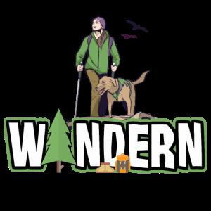 Wandern - Wanderung Frauenpower Hund Outdoor Liebe