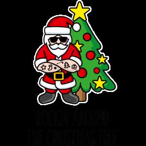 Rockin' around the Christmas tree Weihnachtsmann