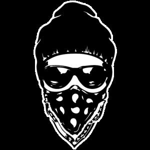 gangster bandana