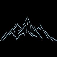 mountains rocks