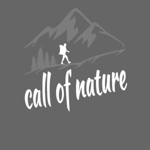 call of nature Wandern Berge Bergsteigen Klettern
