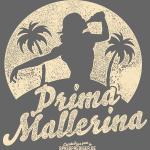 Mallorca-T-Shirt Design Prima Mallerina