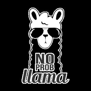 No Prob-llama coole Geschenkidee
