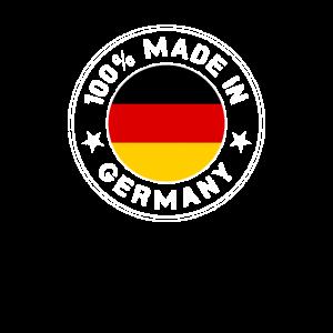 Deutschland deutsch Fahne Flagge Made in Germany