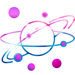Planeten mit Umlaufbahn